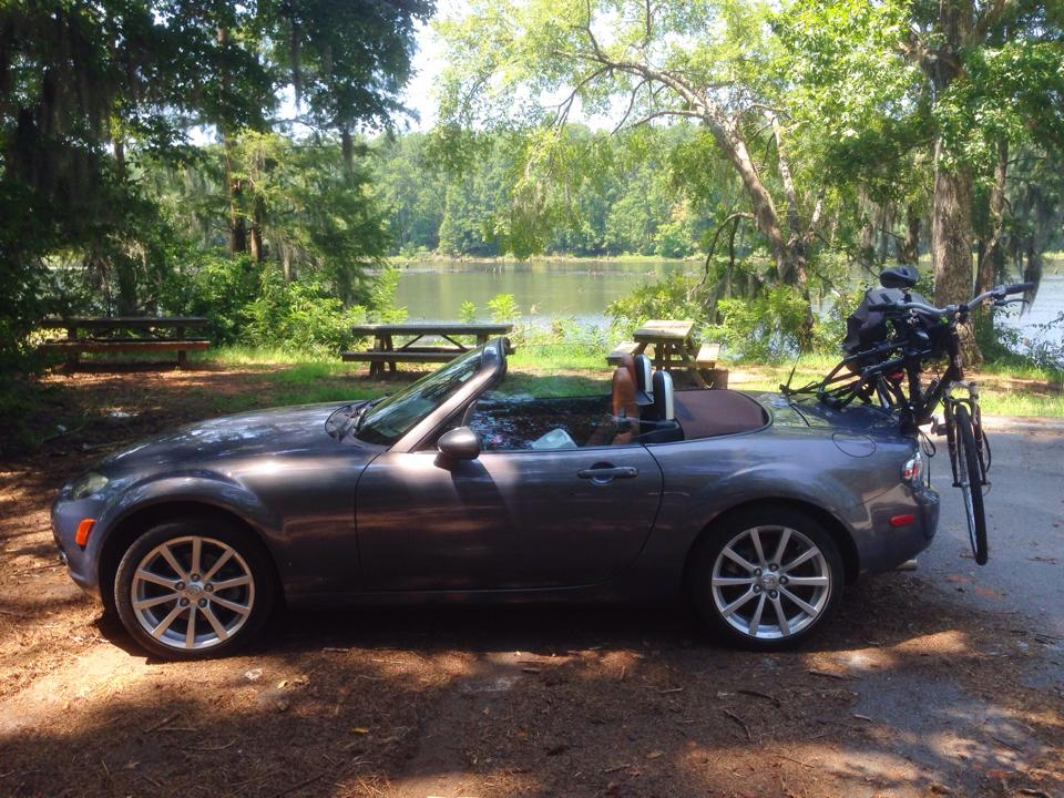 Miata in South Carolina