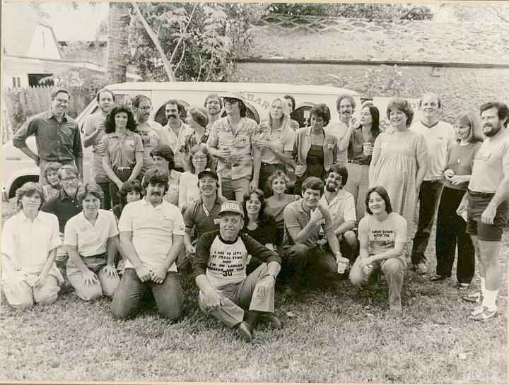 Bob Turner and Tampa Times staff