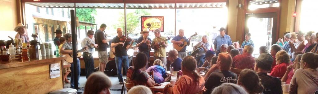 Bluegrass at Zuma