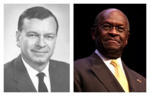 Herman Talmadge, Herman Cain